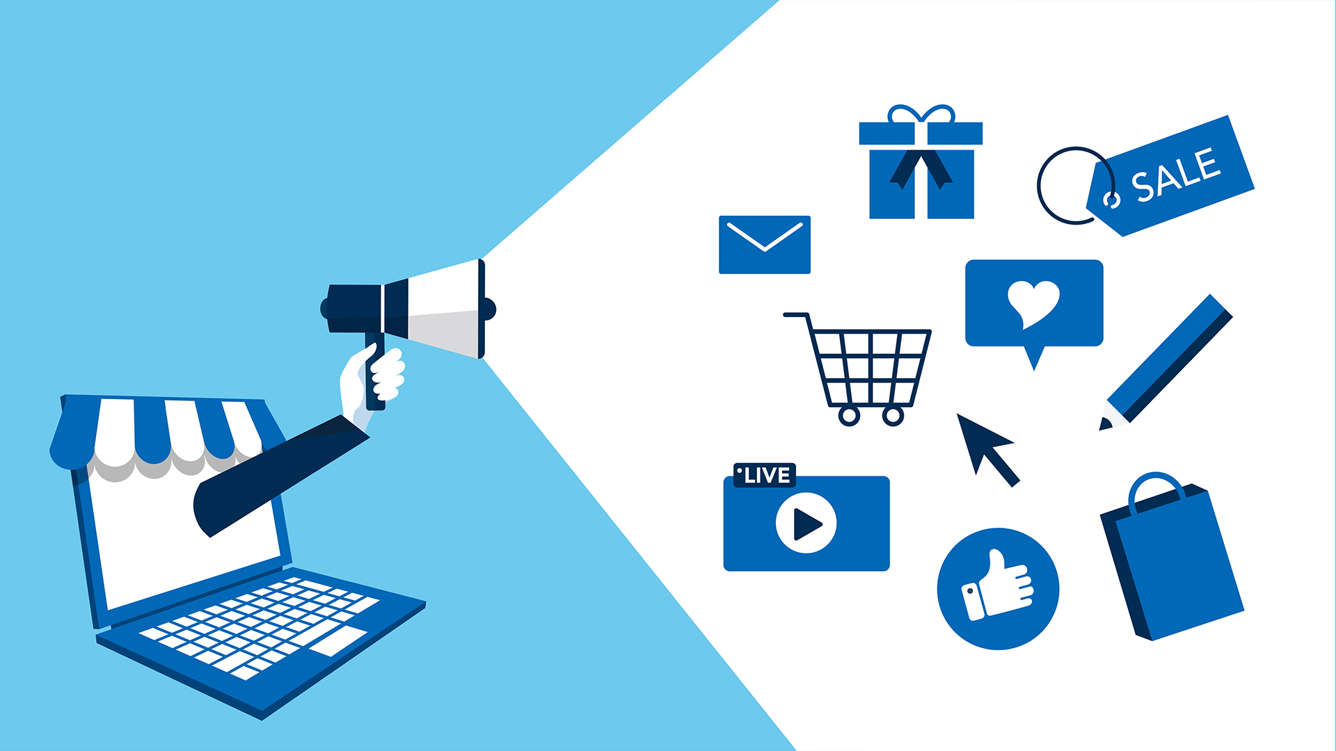 ECサイトに必要なマーケティング施策とは?